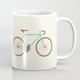Green Fixie Coffee Mug