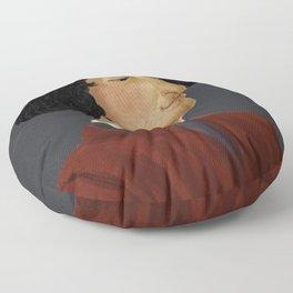 Giuliano De' Medici Floor Pillow