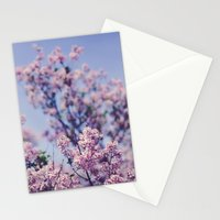 She Was an Introvert with a Beautiful Universe Inside Stationery Cards
