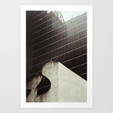 Sao Paolo  Art Print