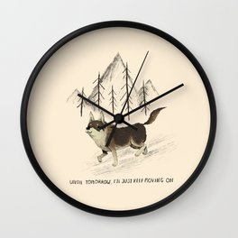 hobo Wall Clock