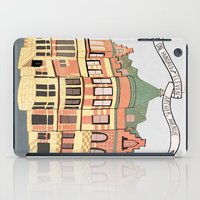 archer iPad Cases featuring Archer Avenue by Nan Lawson