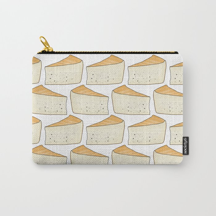 Idiazábal - smoky cheese Carry-All Pouch