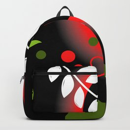 colorful art Backpack