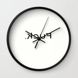 Weird but cool Wall Clock