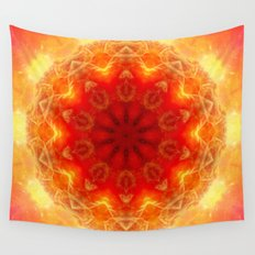 Energy within Wall Tapestry