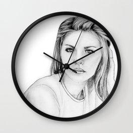 brandy Wall Clock