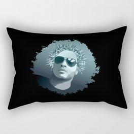 Tribute to Lenny Kravitz Rectangular Pillow
