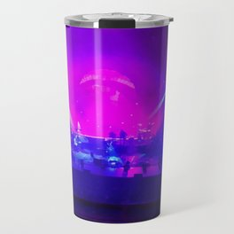 Dark Side Of Moon Concert Travel Mug