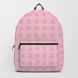squares (3) Backpack