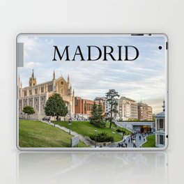 El Prado Museum. Madrid Laptop & iPad Skin