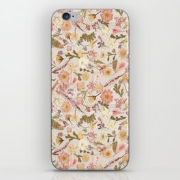 Roses and Lace iPhone Skin
