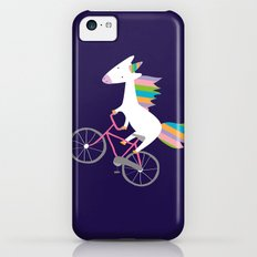 bike unicorn  Slim Case iPhone 5c