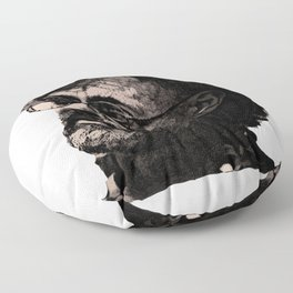 Terence Mckenna Floor Pillow