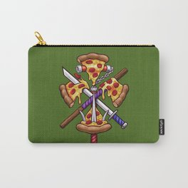 Ninja Pizza Carry-All Pouch