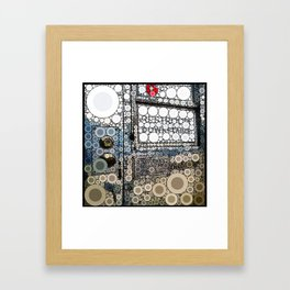 Airstream Framed Art Print