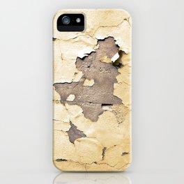 vintage - golden times iPhone Case