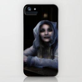 CAPTAINS QUARTERS iPhone Case