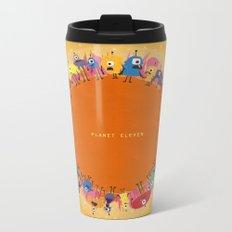 Planet Eleven Metal Travel Mug