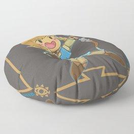 Chibi Linkle Floor Pillow