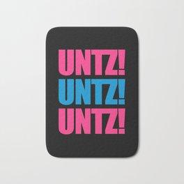 Untz Rave Quote Bath Mat