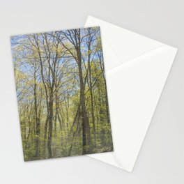 Nature at its finest Stationery Cards