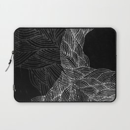 Dark Sea Laptop Sleeve