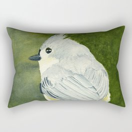 On Top of the World–Song Bird Rectangular Pillow
