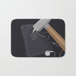 Banana Phone Bath Mat