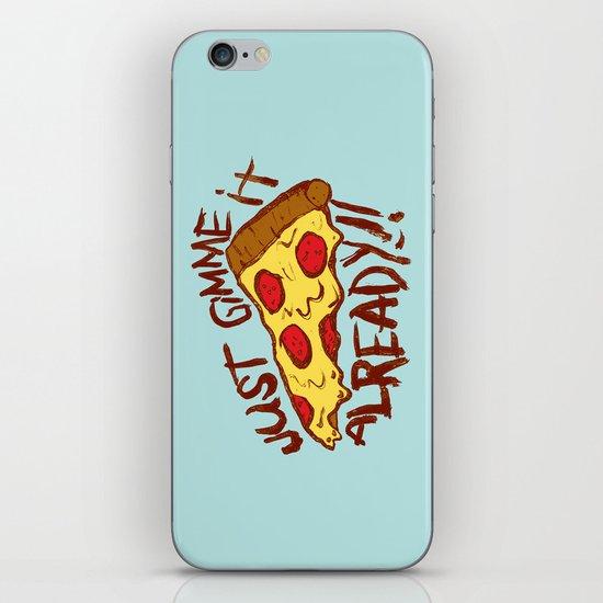 GIMME IT iPhone & iPod Skin