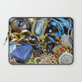 Jewelry Cluster 2 Laptop Sleeve