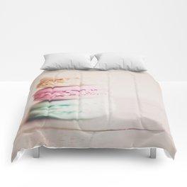 the sweet sweet macaron ... Comforters