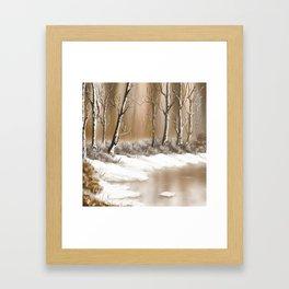 Winter 2 Framed Art Print