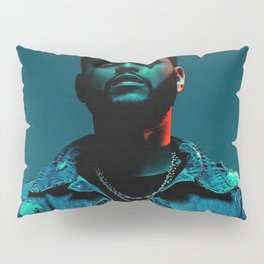 Portrait of the.Weeknd Pillow Sham