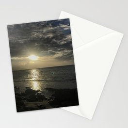Sunset in Hawaii Stationery Cards