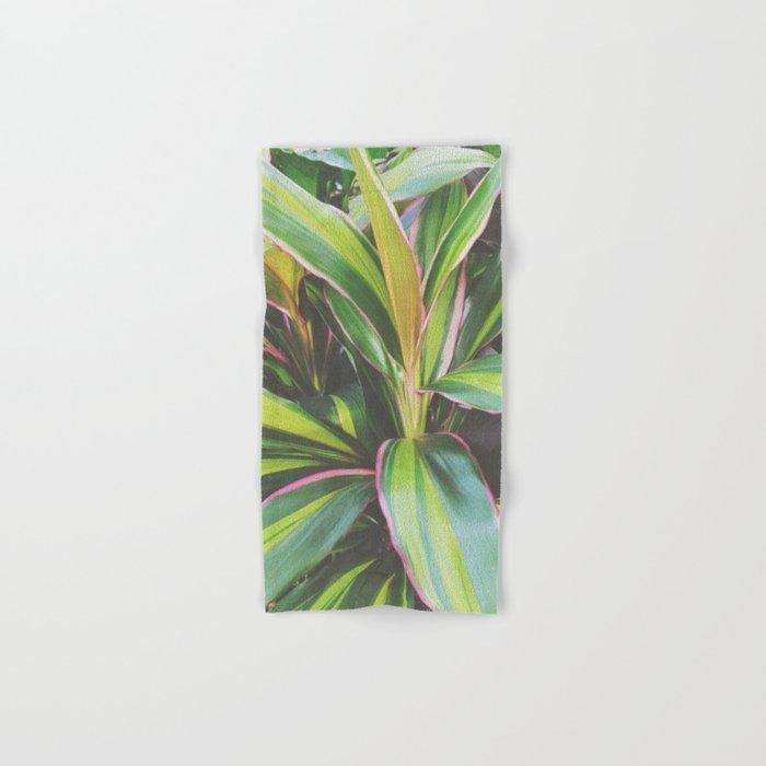 Foliage II Hand & Bath Towel