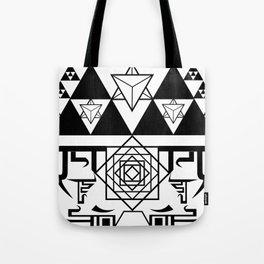 Factual Fractal Tote Bag