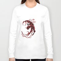 carnage Long Sleeve T-shirts featuring Carnage by Young Jake