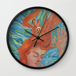Immerse Wall Clock