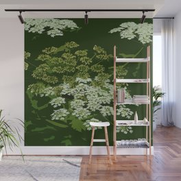 Angelica Abstact Wall Mural