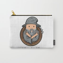 Wizards Represent Carry-All Pouch