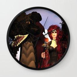 Ogina Draconis Wall Clock