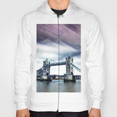 The Glorious London Bridge (Sunset & River) Hoody