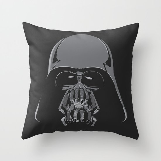 Darth Bane Throw Pillow