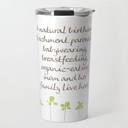 Natural Momma Travel Mug