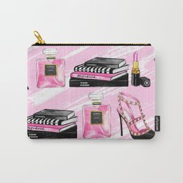 Perfume & Shoes Carry-All Pouch