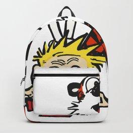 Calvin and Hobbs BFF Backpack