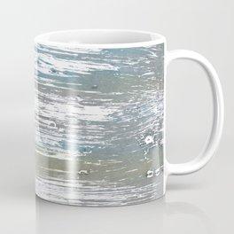 Silver striped Coffee Mug
