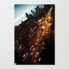 9th Avenue Canvas Print