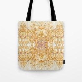 Golden Garden Tote Bag